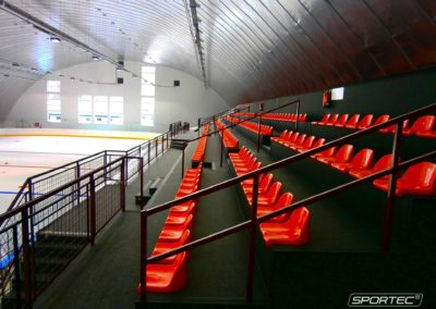 SPORTEC for ice rinks - Slovakian Republic