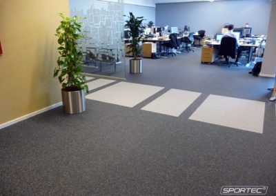 SPORTEC color 15 in office - Denmark