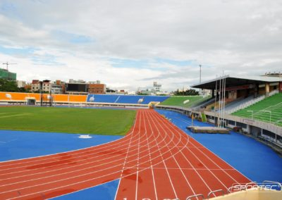 SPORTEC für Leichtathletik - Taiwan