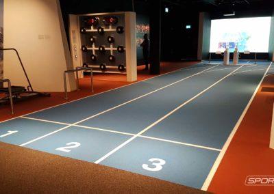 SPORTEC® UNI versa, Olympisches Museum Lausanne