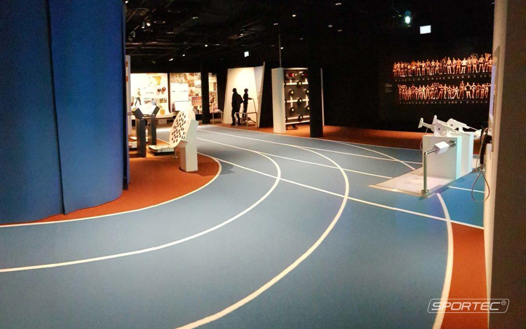 Olympisches Museum mit SPORTEC® UNI versa