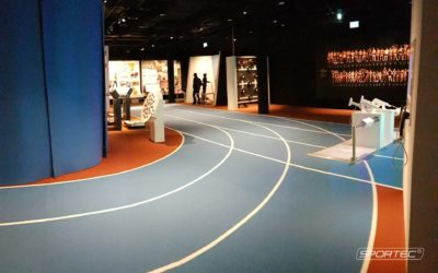 Olympic Museum with SPORTEC® UNI versa