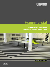 SPORTEC commercial flooring