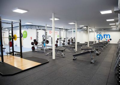 reference SPORTEC® style gym