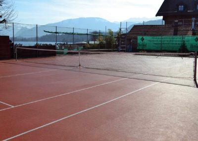 Referenz SPORTEC® UNI versa sandwich Tennis Österreich