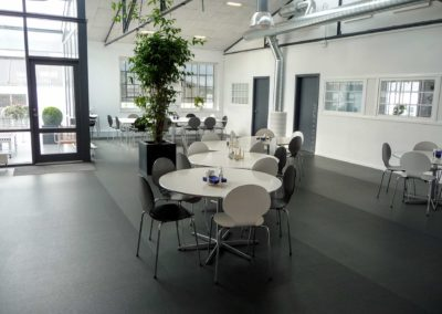 reference SPORTEC® purcolor office Denmark
