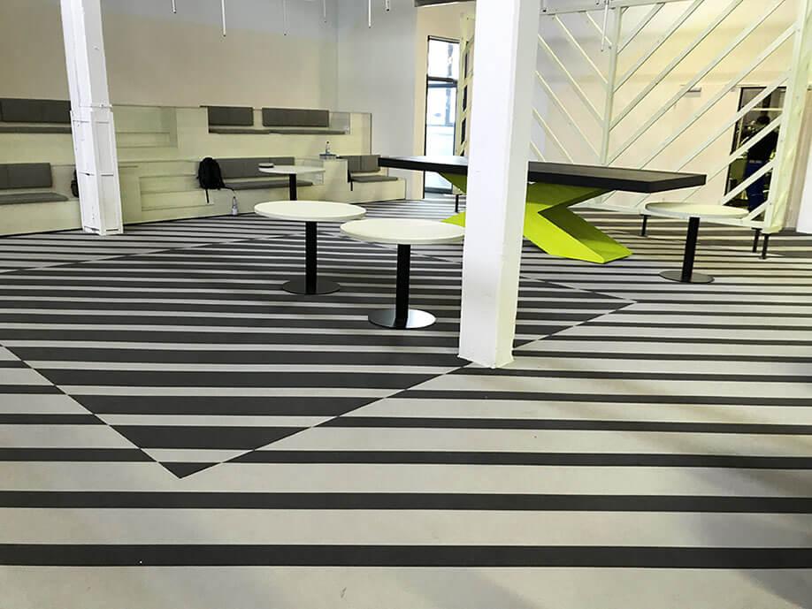 UNI classic interior design