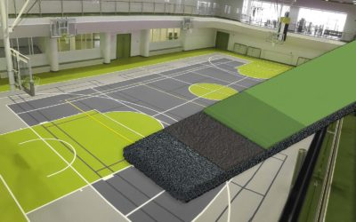 New: SPORTEC® standard with geotextile