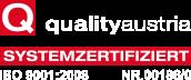 Quality Austria ISO 9001