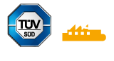 Fertigungsstättenzertifizierung durch TÜV Süd